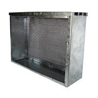 Двухрамочный сетчатый изолятор под рамку Рут - фото