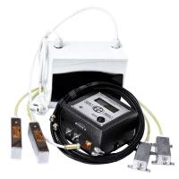 Расходомер-счётчик для гетерогенных жидкостей с накладными датчиками - фото