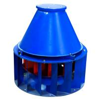 Вентилятор крышный радиальный ВКР-12,5 (5А 160 М12) - фото