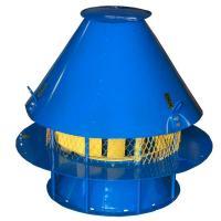 Вентилятор крышный радиальный ВКР-6,3 (АИР 100 L6) - фото