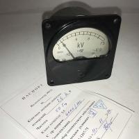 Вольтметр Э8021 0-7500 В - фото №1