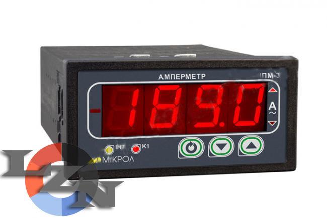 Амперметр ИПМ-3 - фото